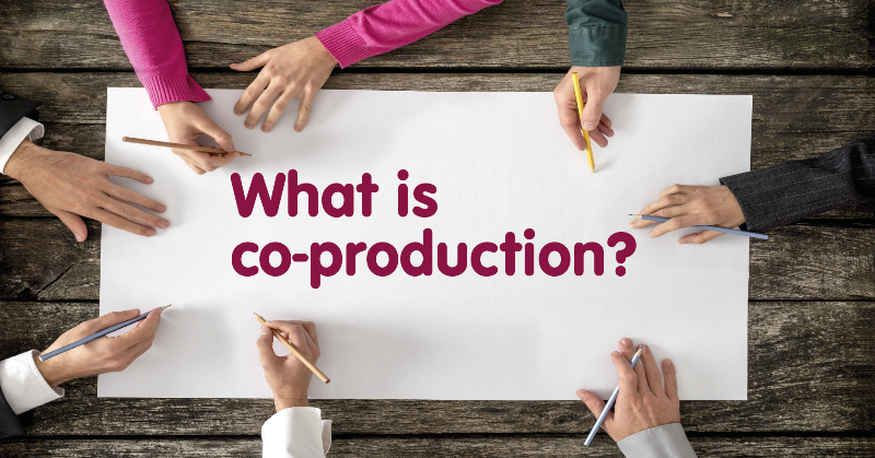 What is Co-production in Mental Health?